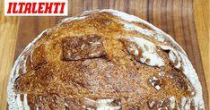 Fazer Leipomoiden leipurimestari Kari Hagelberg laittaa leivontaohjeet uusiksi. Bread, Food, Brot, Essen, Baking, Meals, Breads, Buns, Yemek