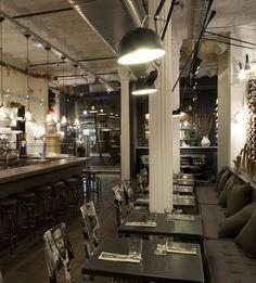 Restaurant or bar  Cornelia & Co  Lead designer  GCA Architects  Category  International restaurant