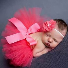 21 Colors New Baby Girls Kids Tutu Skirt + Flower Headband Princess Costume Clothes Dancewear Newborn Infant Photography Props