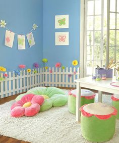 girly girl playspace