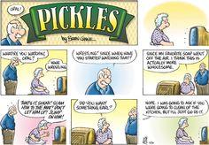 Pickles Comic -WWE