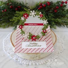 A Paper Melody: Festive Wreaths Slider Cards Paper Art, Paper Crafts, Card Crafts, Christmas 2019, Christmas Cards, Slider Cards, Spellbinders Cards, Card Maker, Origami Paper