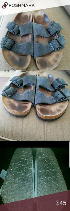 Arizona softbed BIRKENSTOCKS🌹FLASH SALE $30 Really good used condition Birkenstock Shoes Sandals