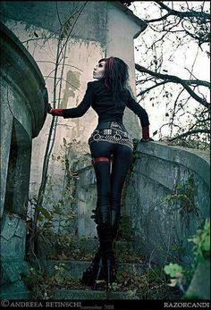steampunk - ☮k☮ Cosplay Steampunk, Mode Steampunk, Style Steampunk, Gothic Steampunk, Steampunk Fashion, Dark Beauty, Goth Beauty, Dark Fashion, Gothic Fashion