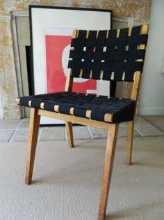 New York: Vintage Knoll Chair - Jens Risom $400 - http://furnishlyst.com/listings/988192