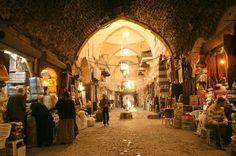 Souq, Aleppo/Syria