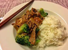 Asiatische Rindfleisch - Brokkoli - Pfanne, ein gutes Rezept aus der Kategorie Gemüse. Bewertungen: 154. Durchschnitt: Ø 4,3.
