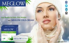 Buy #Meglow Aloe-Vera Moisturizing #Cold #Cream to protect your #skin in this winter.