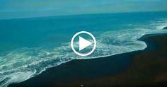 ¿Sabías que Cuba tiene una playa de arenas negras? Descúbrela aquí
