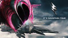 Power Rangers (2017) Pink Ranger Pterodactyl Zord by Artlover67