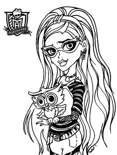 monster high birthday coloring pages monsters colouring pages printable coloring pages coloring books coloring sheets the beast