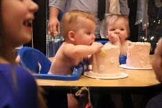 Gardner quadruplets celebrate their first birthday