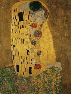 クリムトの傑作絵画『接吻』とベルヴェデーレ宮殿