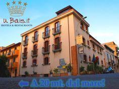 Hotel UBais di Scilla. Il più vicino al mare!!!! Scilla, RC. ITALY www.ubais.it