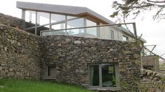 Wool I never: Scottish farmhouse takes sheepish approach to insulation  By James Holloway May 14, 2013 All of the houses external walls have been insulated with wool from the farm (Photo: Mark...