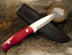 Bushcraft knives and metals.
