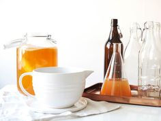 This post has literally been years in the making. After countless requests for a kombucha brewing method and recipe, I finally feel confident enough to write about such a HUGE topic. Considering the fact that there are entire books about this one subject, I'll start off by saying that I do not consider myself a …
