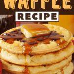 Waffle Recipes, Copycat Recipes, Fluffy Waffles, Buttermilk Waffles, Crispy Waffle, Waffle House, Churning Butter, Bread Puddings