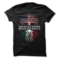 American Grown Mexican Roots T Shirts, Hoodie. Shopping Online Now ==►…