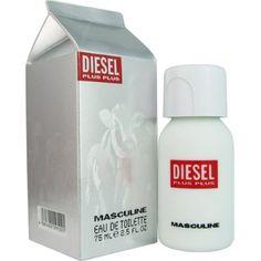 Diesel Plus Plus Masculine Eau De Toilette Spray 75 ml