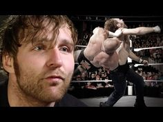 """Dean Ambrose isn't """"scared by marketing"""": January 27, 2016 - YouTube"""