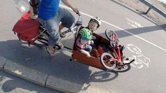 Me ei olla menossa pyöräilemään, me ollaan menossa kauppaan
