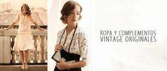 Tienda de ropa vintage online - Vintage Around The World