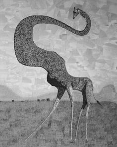 lola_dupre_giraffe by lola dupre, via Flickr