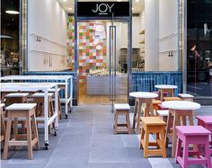 ice cream shop design | ITALIAN Ice cream shop design ideas | Architecture, Interior Designs ...