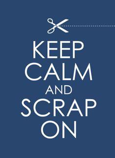 Scrap On! :) lol