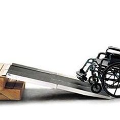 3 ft. Ramp - Invacare - Wheelchairs and Accessories