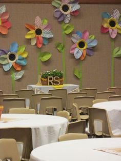 Relief society flowers...Visiting Teaching #reliefsociety