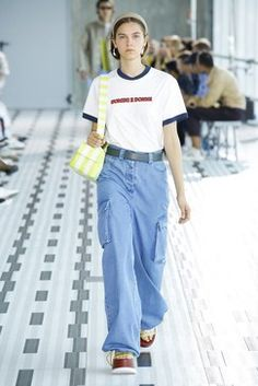 Sunnei Spring 2019 Menswear Fashion Show Collection: See the complete Sunnei Spring 2019 Menswear collection. Look 22