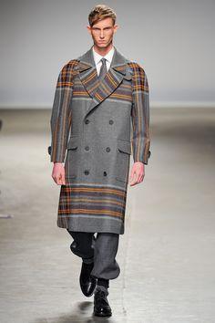 E. Tautz Fall 2013 Menswear Collection Slideshow on Style.com