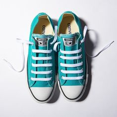 #Style Inspo: Cool Ways to Lace up Your Converse ...