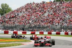 Grand Prix du Canada - Circuit Gilles-Villeneuve, Parc Jean-Drapeau / Grand Prix du Canada - Gilles-Villeneuve Circuit, Parc Jean-Drapeau