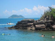 Beach in Buzios, Brazil