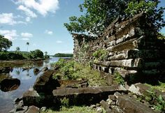 Ruins of Nan Madol, Pohnpei, Federated States of Micronesia (© Jack Fields/Corbis)