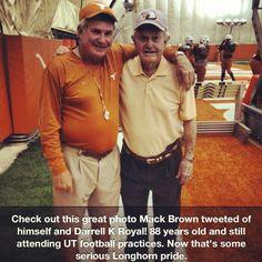 Mack Brown #texas #football