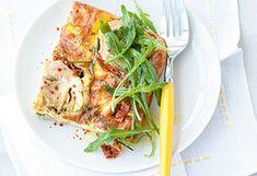 zum Rezept: Artischocken-Frittata