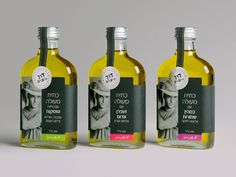 flavored oil packaging design - Google Search