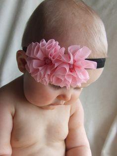 Love baby headbands!
