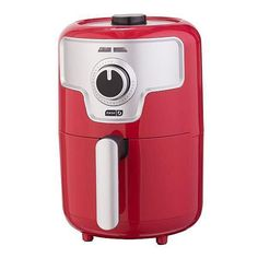 Dash Kitchen DASH 1.6-Quart Rapid Airfryer with TruGlide Nonstick - Red