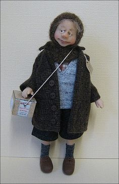 12th Scale Doll - The 6th Evacuee