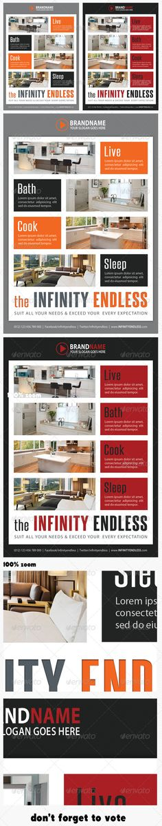 Corporate Product Flyer 46 - Corporate Flyers