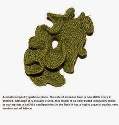 Movimento del Crochet Iperbolico Italiano: I Piani Iperbolici
