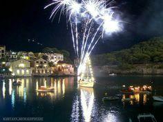 #Varkarola, Summer Festivities, Assos, Kefalonia