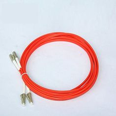 Jumper Cable LC-LC LC To LC Fiber Optic Optical Patch Cord 3M Duplex Multimode -- Awesome products selected by Anna Churchill