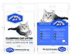 Packaging design for pets products company - versapet. New Design Group portfolio Clumping Cat Litter, Food Branding, Case Study, Packaging Design, Barbie, Pets, Animals, Animales, Animaux