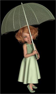 Lady, Image, Sweet, Fashion, Abstract Art, Pintura, Worship, Puppets, Moda